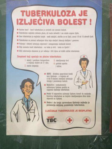 24. mart-Svjetski dan borbe protiv tuberkuloze