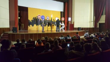 "Predstava ""Vesela školska patrola"" 26.04.2017.god."