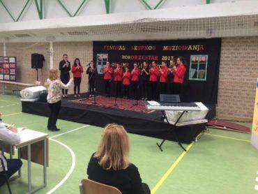 Festival skupnog muziciranja osnovnih škola