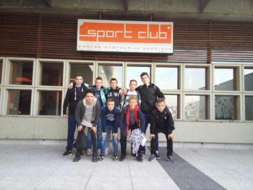 "Liga osnovnih škola ""Sport Centar"" KVIKO"