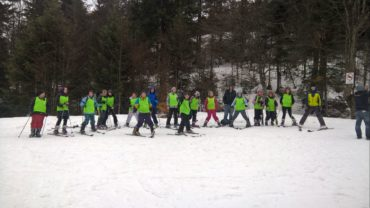 """""""Škola skijanja"""""""