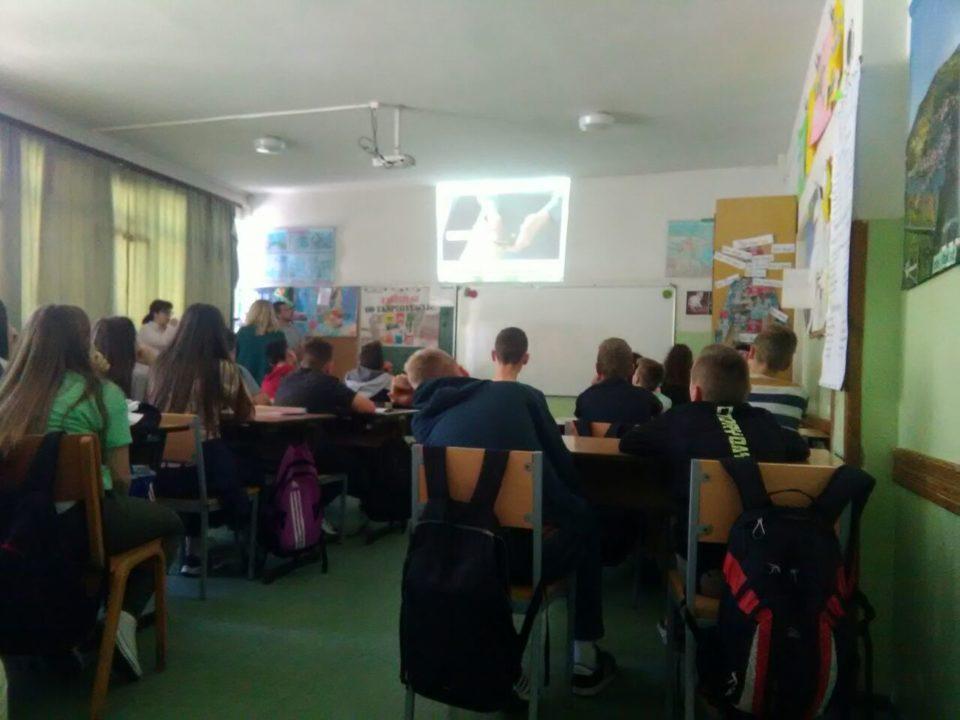 """Radionica """"Borba protiv trgovine ljudima"""""""