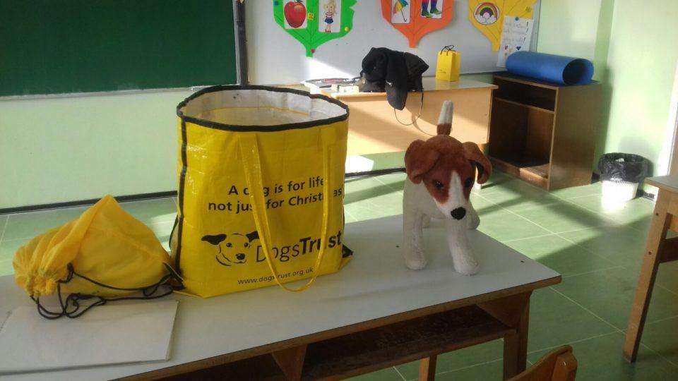 """Dogs Trust"" radionice"