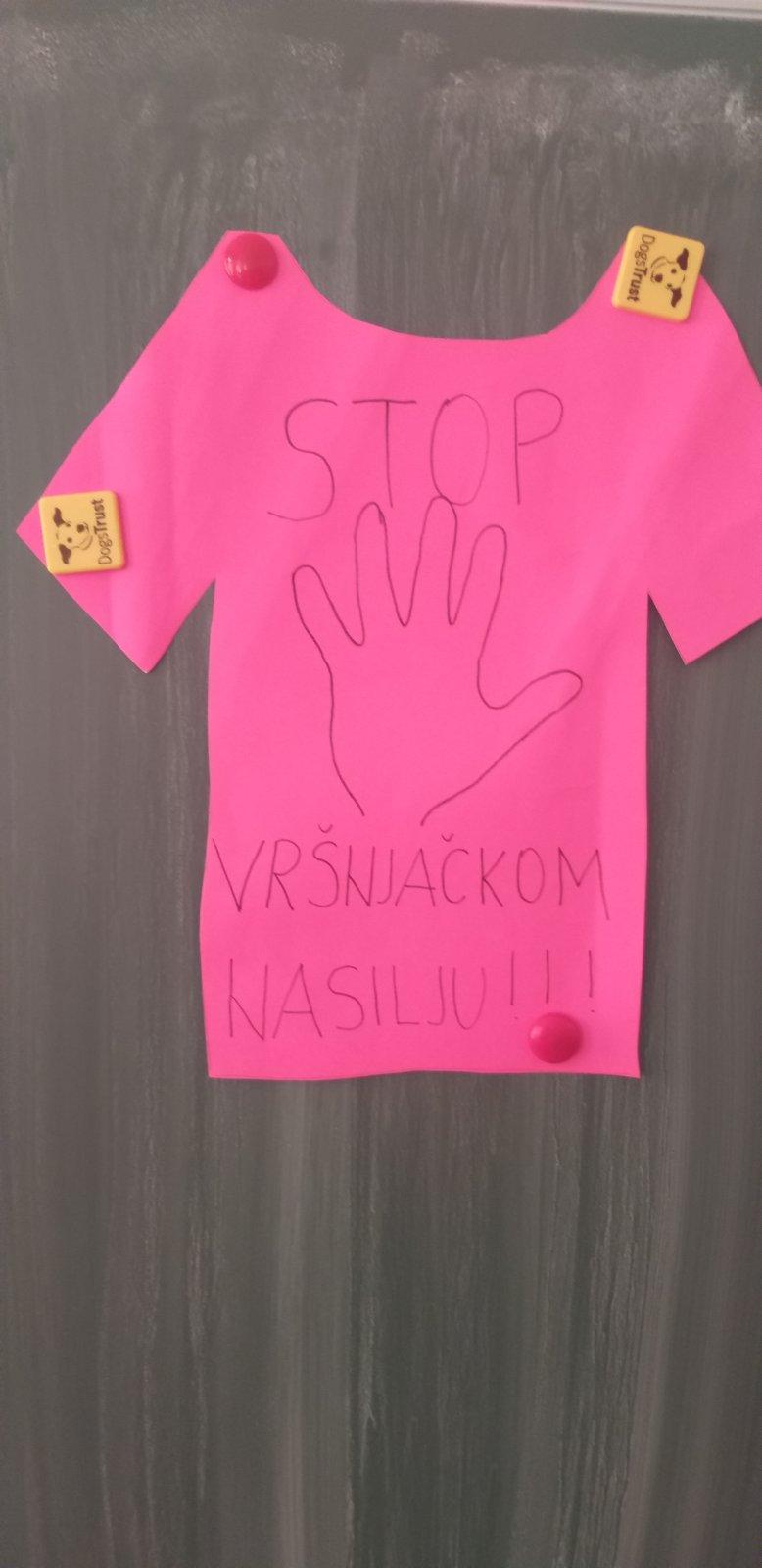 """""""Dan ružičastih majica"""""""