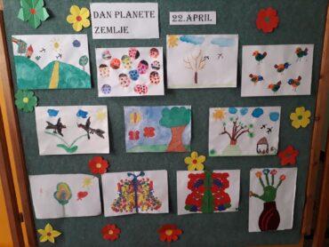 22.april-Dan planete Zemlje