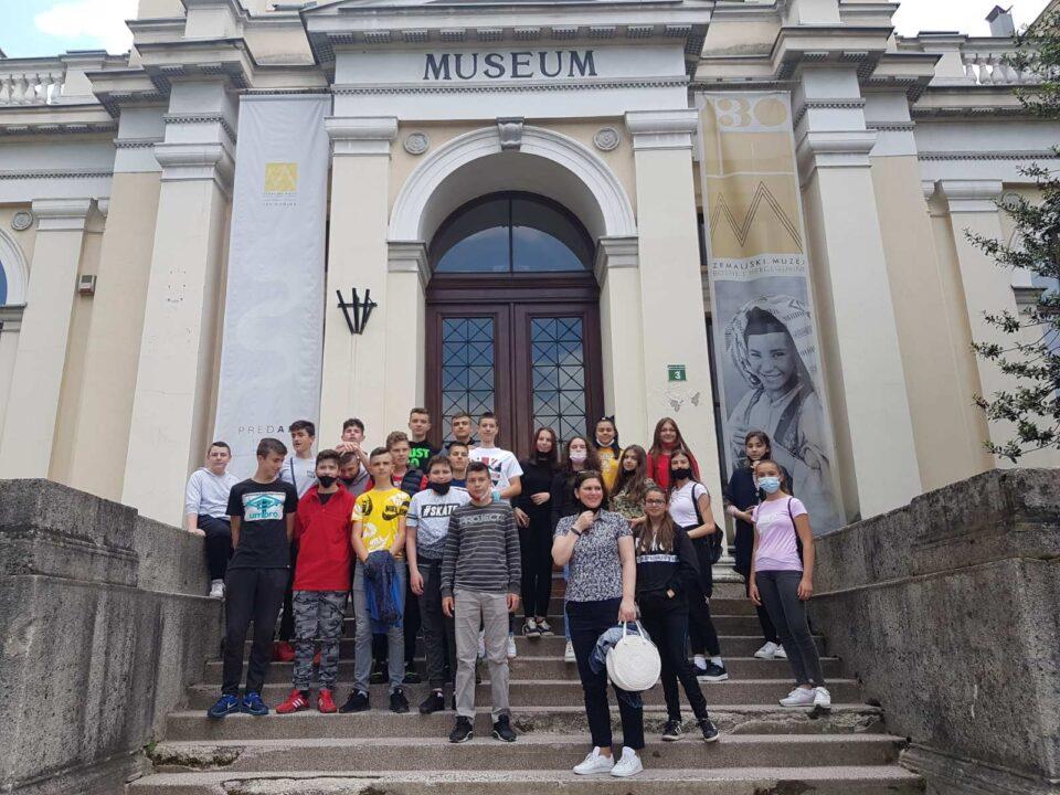 Posjeta Zemaljskog muzeja