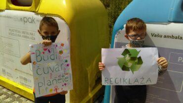Svjetski dan zaštite čovjekove okoline -5. juni
